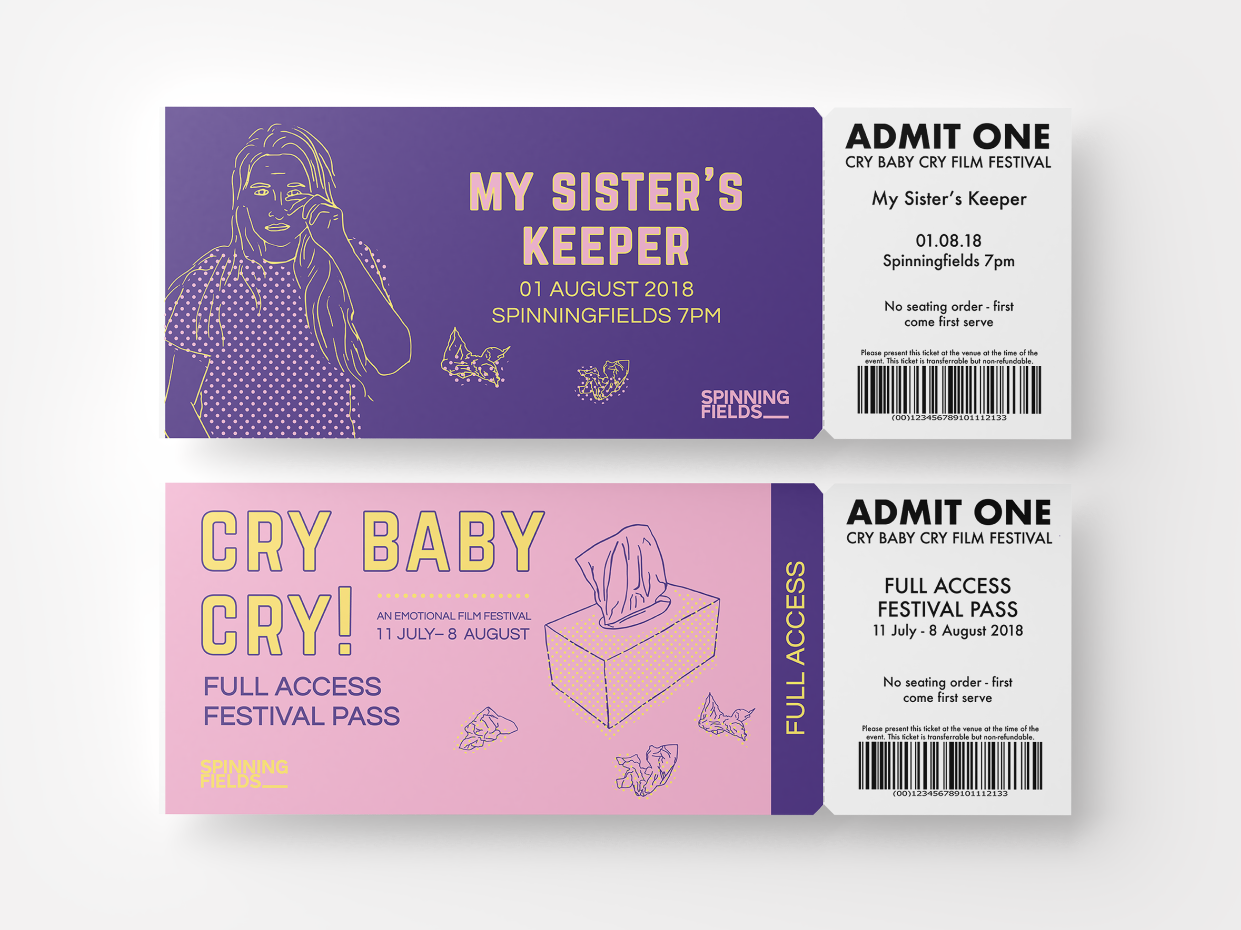 Cry Baby Cry Tickets