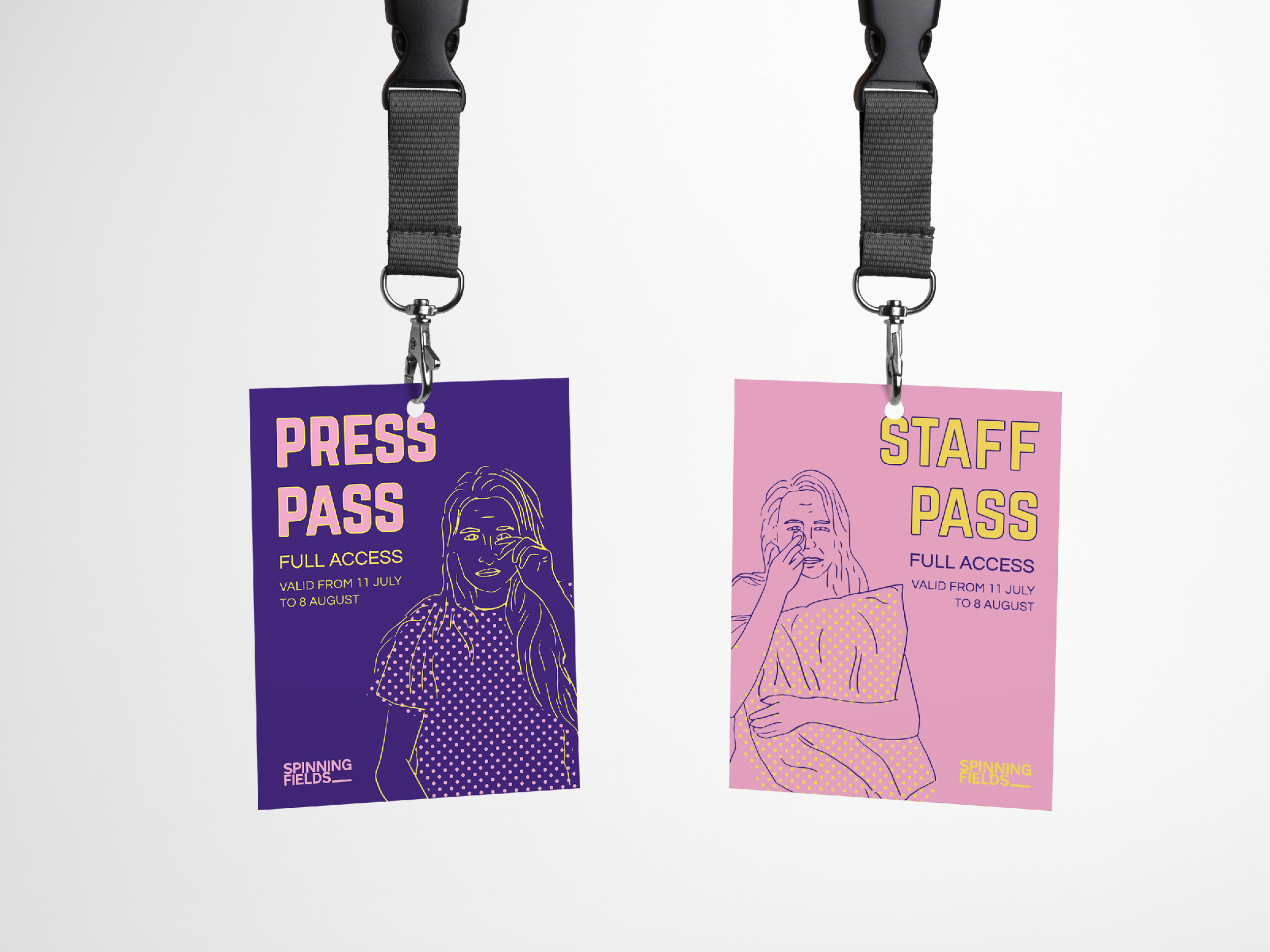 Cry Baby Cry VIP Passes