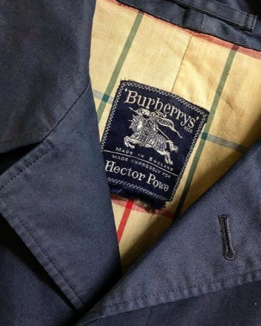 17 — - Through this partnership, the iconic names of Hector Powe and Burberry were synonymous with British luxury across the globe.The iconic Burberry x Hector Powe trench coat