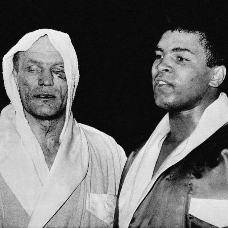 """- Despite his defeat, Cooper could claim to have been one of only four men to knock the great Muhammad Ali to the canvas in his entire career. According to the Englishman, Ali joked afterwards that """"the punch Cooper hit me with, he didn't just shake me. He shook my relations back in Africa.""""Oliver Powe"""