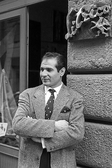 - However, Litrico's famous association with celebrity and stardom only began with a chance encounter in 1956. One evening at the Opera, a famous actor named Rossano Brazzi asked Litrico who had sewn his dinner-jacket. Too shy to reply that it was his own creation, the tailor only gave him his address. The next day the actor ordered two suits for more money than Litrico had ever seen.