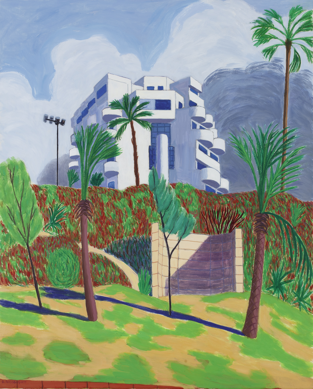 Haus an der Strandpromenade, Herzliya, Israel