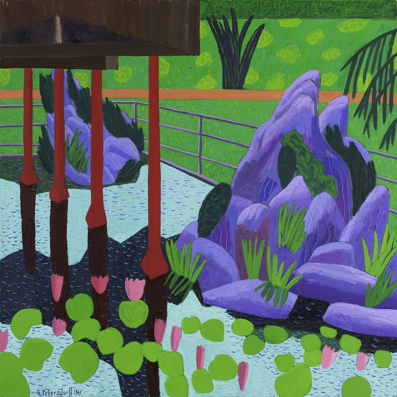 Garten in Hue