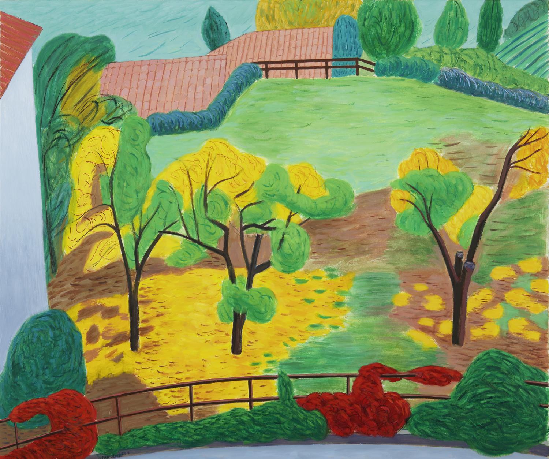 Herbst im Piemont, Rocchetta Palafea