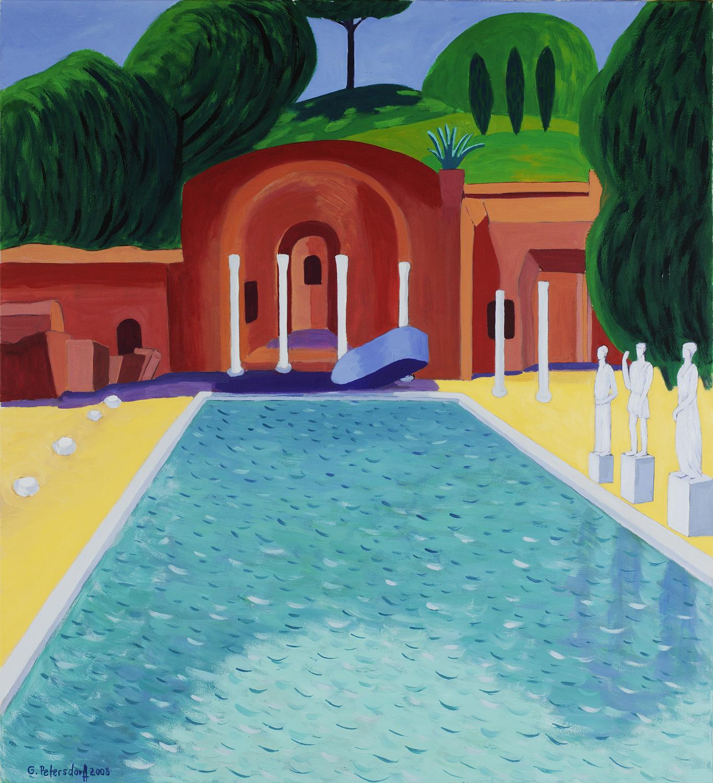 Villa Hadriana-Tivoli