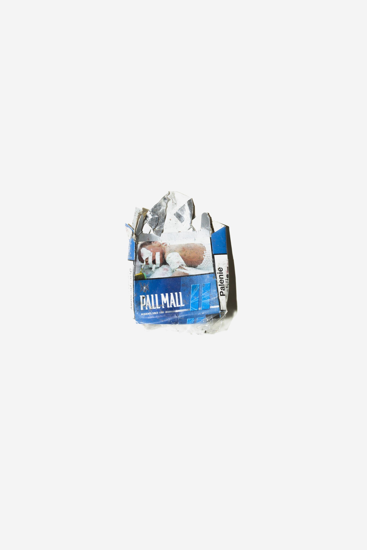 Polnische Zigarettenpackung