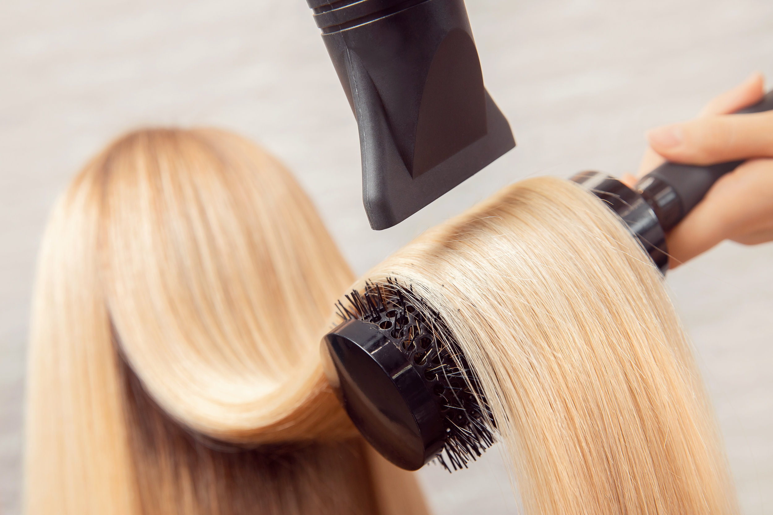 BLOW DRY - BLOW DRY FROM $65 - $150BLOW DRY WITH EXTENSIONS $95CHECK OUT OUR WEEKLY PROMOTIONS FROM $50 PER WEEK