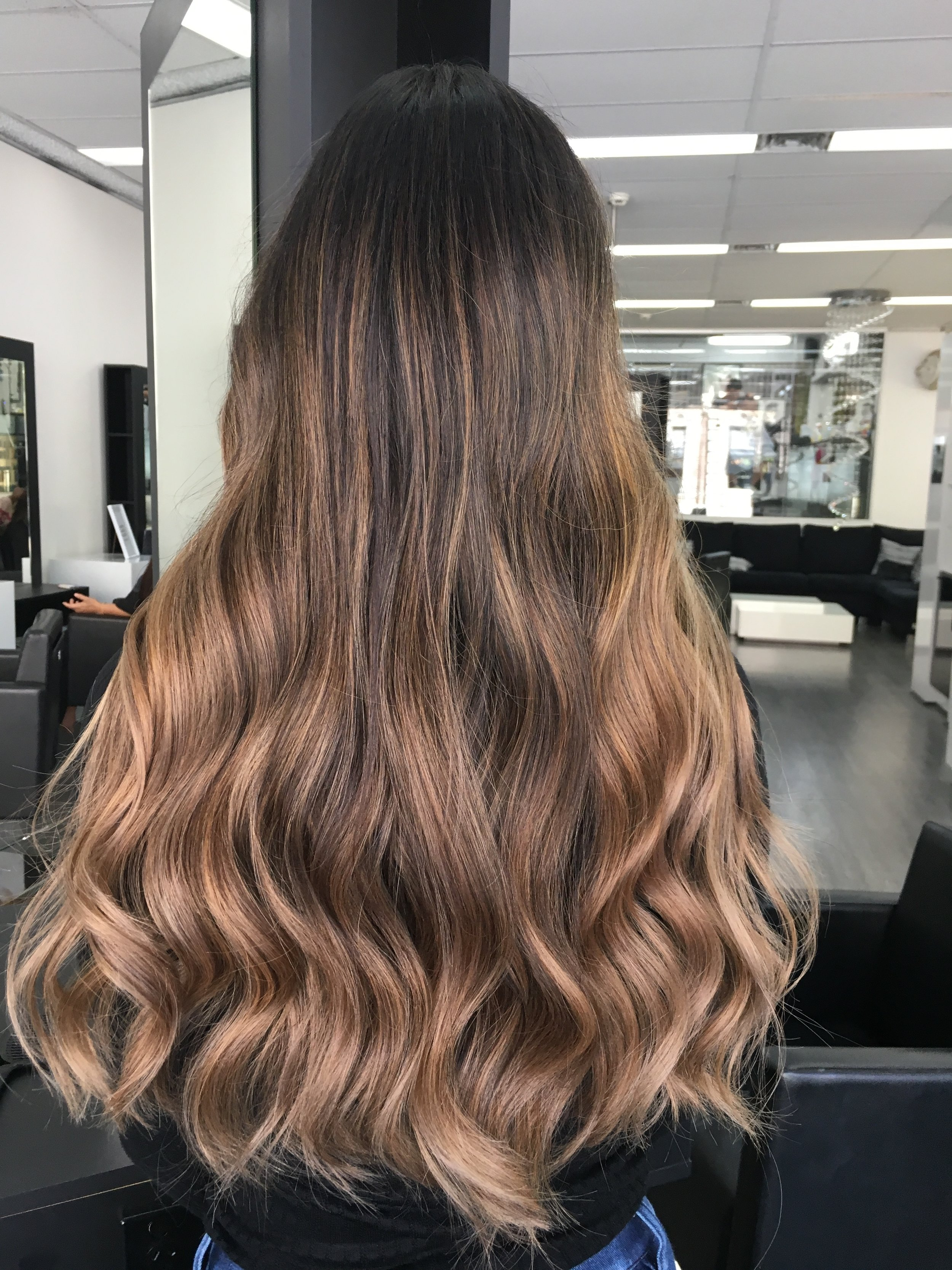 BALAYAGE OR OMBRE - Balayage/ombreFROM $250
