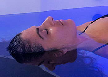 Reduce your stimulation. - Our rooms and pods are designed to eliminated outside noise and light allowing you to relax.