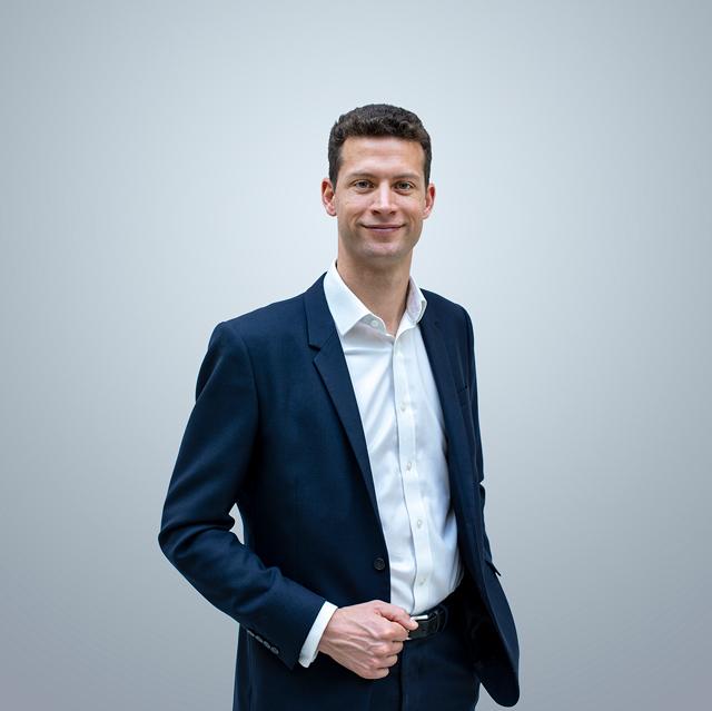 Antoine Pechin, Vice President, Winton Ventures