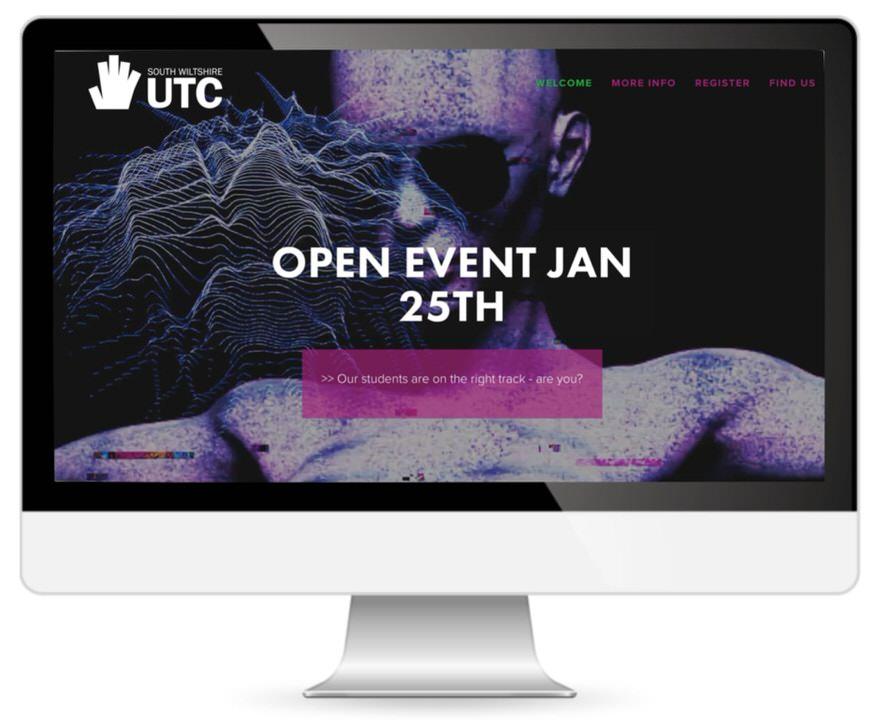 UTC Microsite