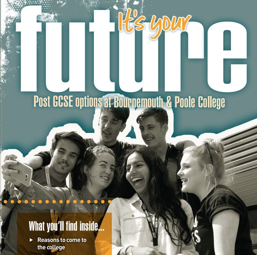 Bournemouth & Poole College Prospectus