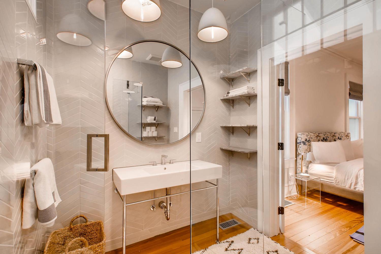 DOWNSTAIRS BEDROOM BATHROOM