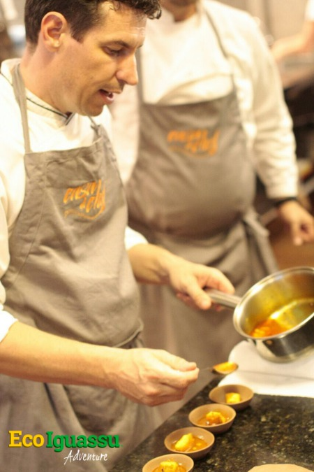 6-course menu of hand-picked Gourmet creations of the Chef!