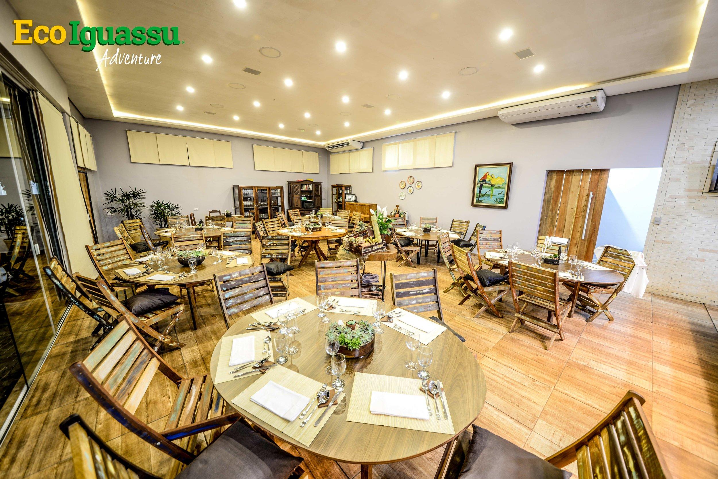 The venue of brazilian food tales
