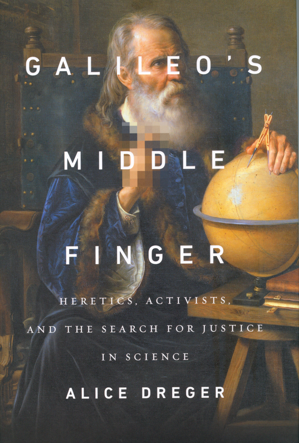 Galileos middle finger.jpg