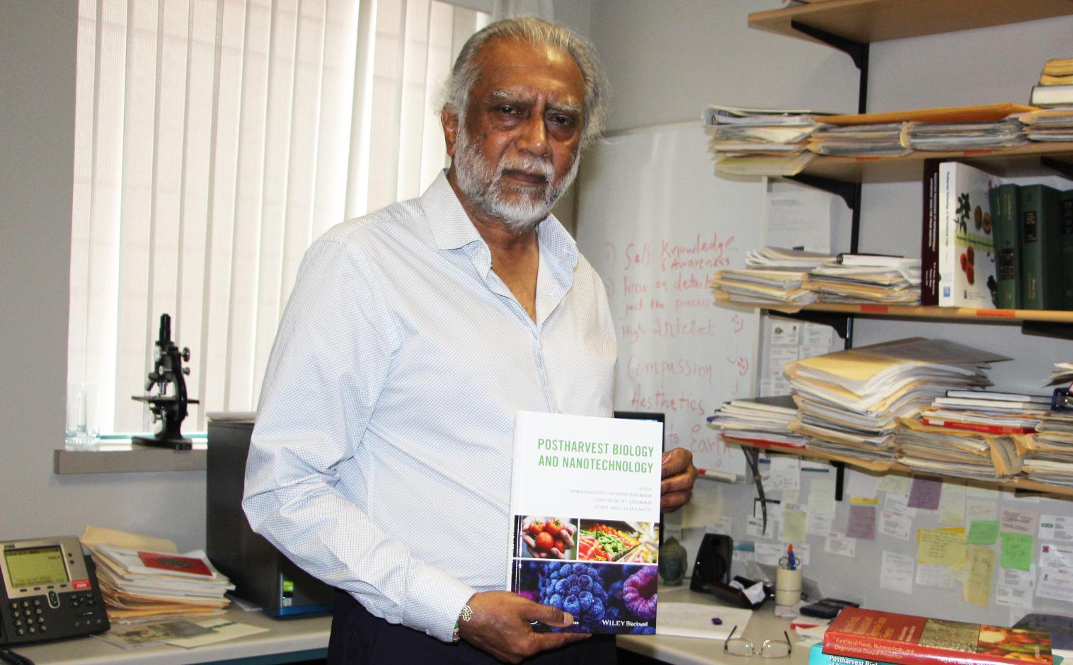 Dr Gopinadhan Paliyath