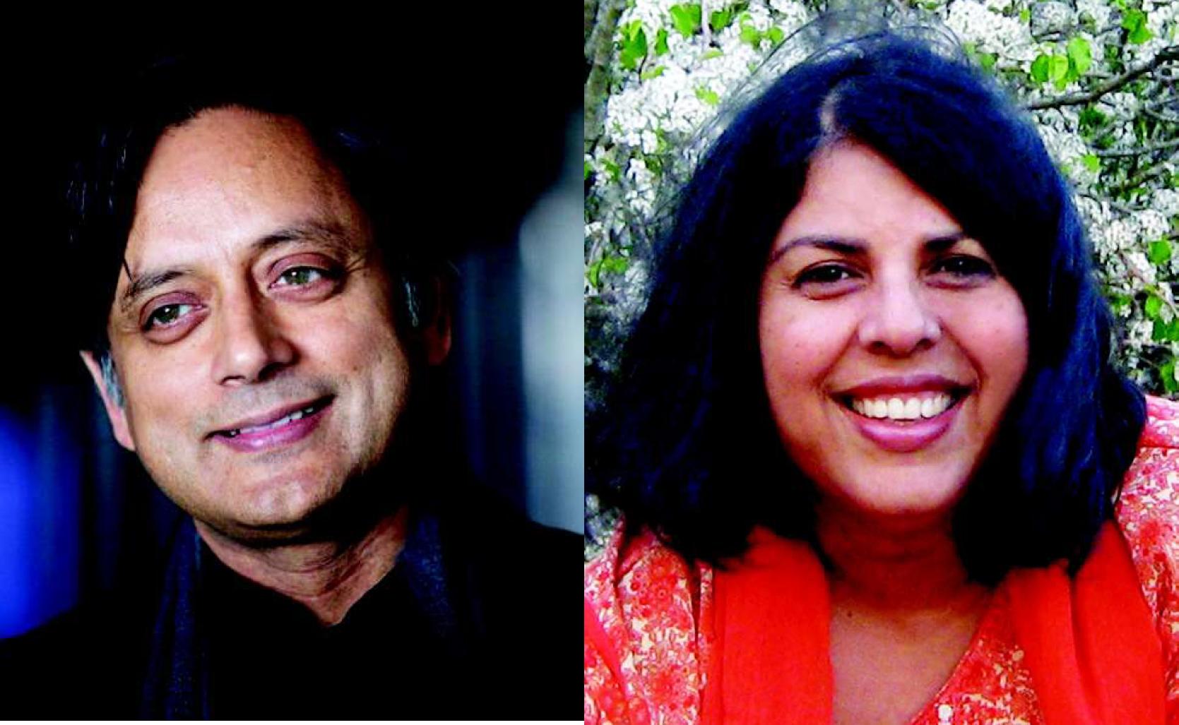 Shashi Tharoor and author Chitra Banerjee Divakaruni will be at JLF Toronto 2019 this month.