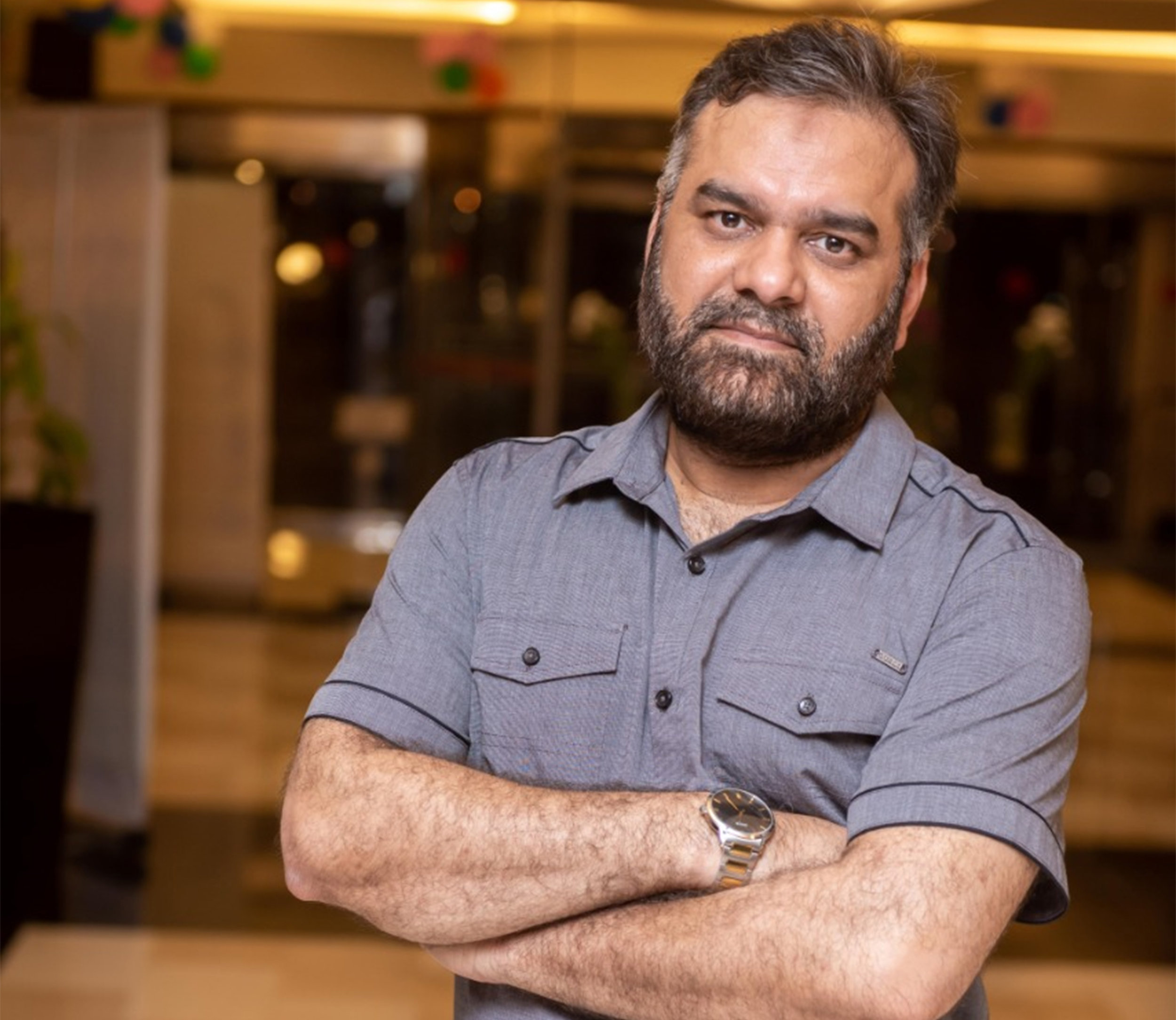 Jamshaid Ali Imran. Image courtesy:  WINDMILL MICROLENDING .