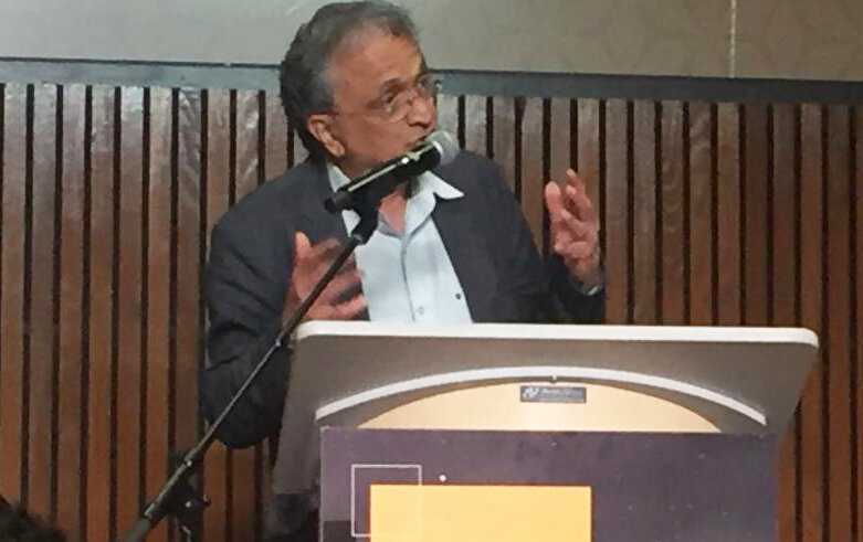 Dr Ramachandra Guha delivered the Hopper lecture at the University of Guelph last month to mark the 150th birth anniversary of Mahatma Gandhi.