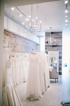 "Sash & Bustle - At Sash & Bustle, we take pride in offering ""affordable luxury."" Visit our boutique for an intimate, relaxed, and fun bridal experience.Address: 779 Queen Street East, TorontoEmail: info@sashandbustle.comContact: Vanessa & Andrea DineenPhone: (647) 340-5850Website: www.sashandbustle.cominstagram ~ facebook ~ twitter ~ pinterest"