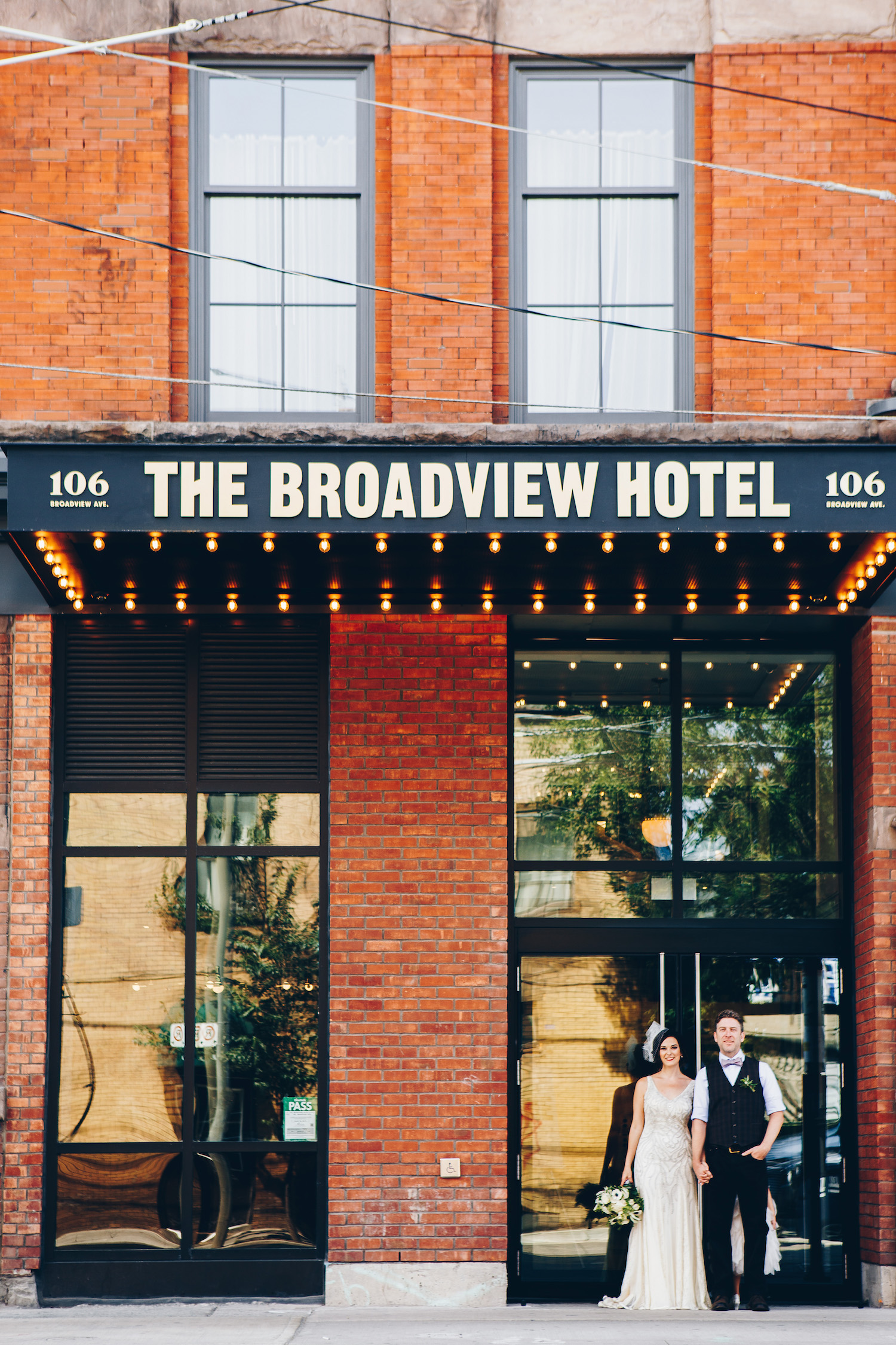 The Broadview Hotel - The Broadview Hotel is a 128 year-old, east end landmark offering an outstanding backdrop for celebrations of all kinds.Address: 106 Broadview Avenue, TorontoEmail: SBudhu@thebroadviewhotel.caContact: Sabrina BudhuPhone: (416) 686-9199 x 301Website: www.thebroadviewhotel.cainstagram ~ facebook ~ twitter