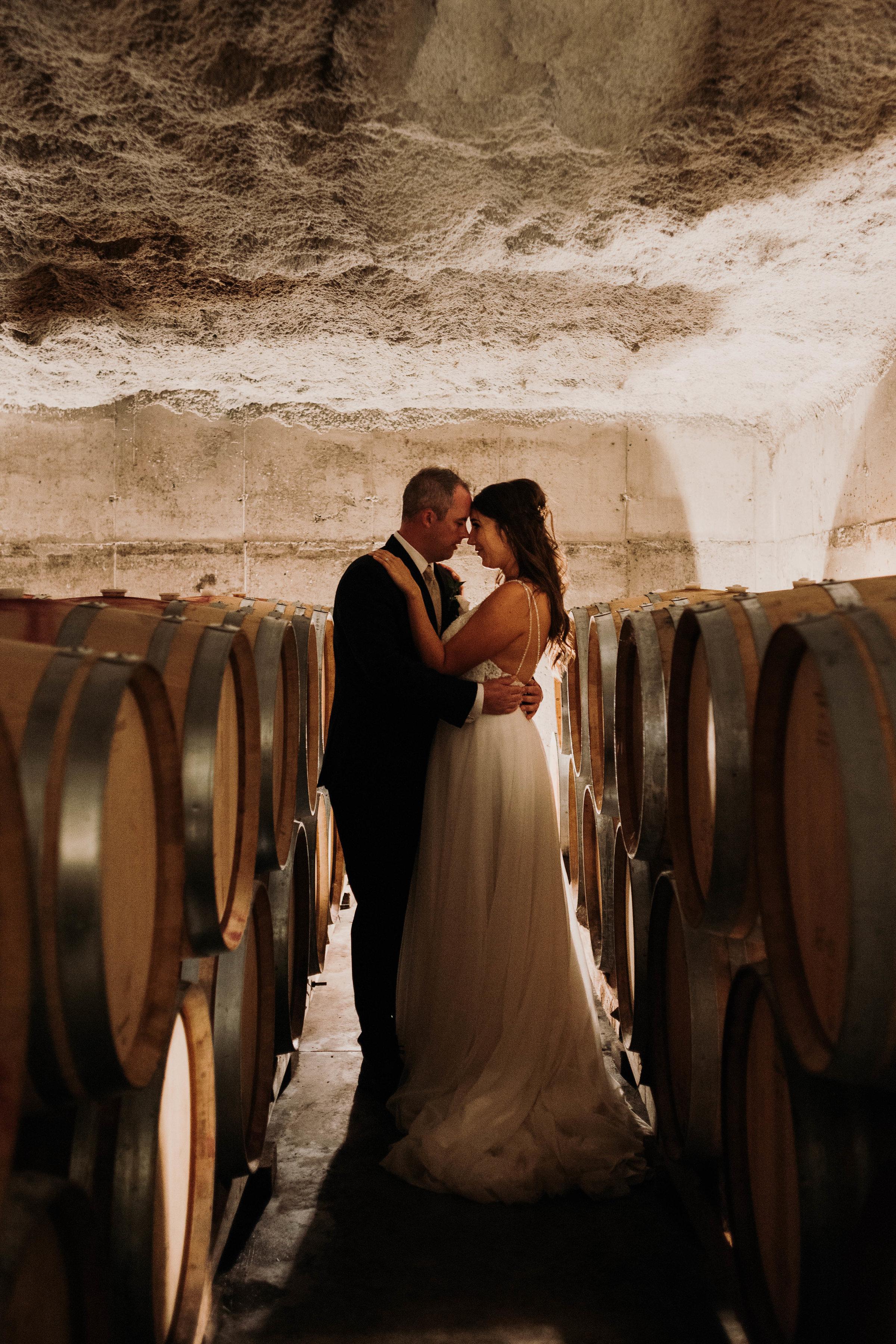 Venue: Casa Dea Estates Winery, Photographer: Jenny Thompson