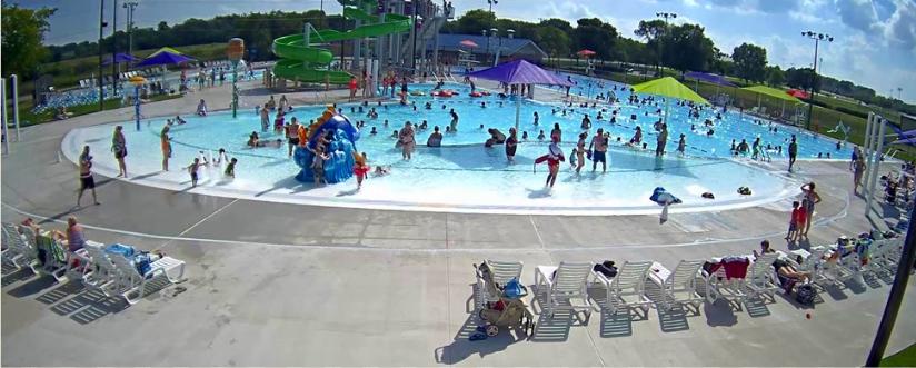 Veteran's Memorial Aquatic Center