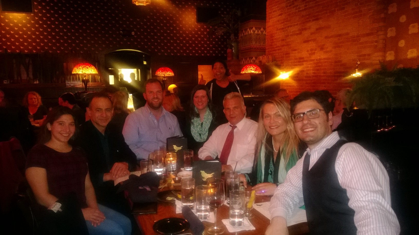To reach out to attorneys outside the metro Detroit area, we held a Social Mixer at Ravens Club in Ann Arbor.