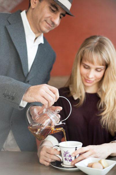 Bosie Tea Parlor - High Tea