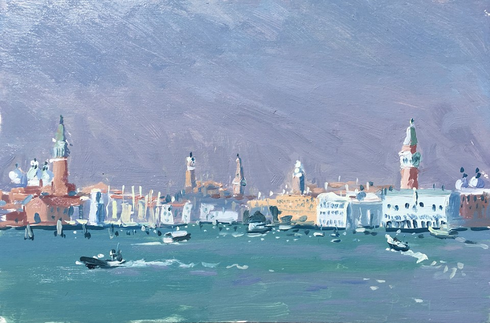 Towers of Venice