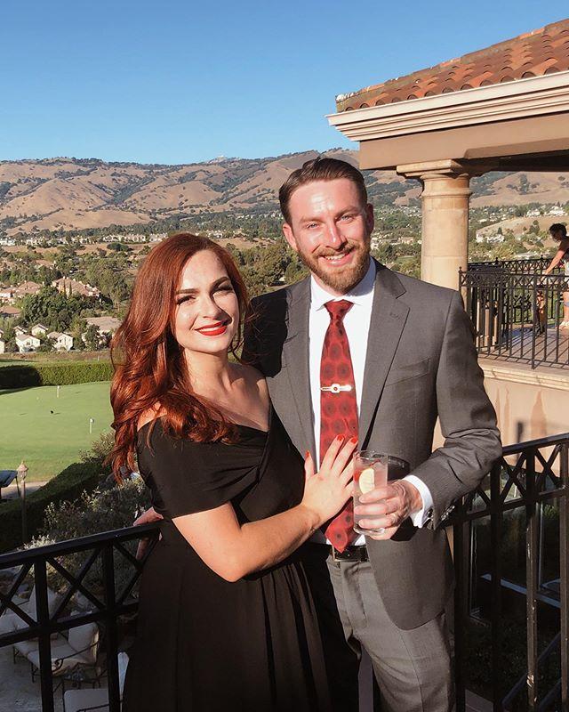 Congrats Emily and Bryan! #bearefoundhishoney