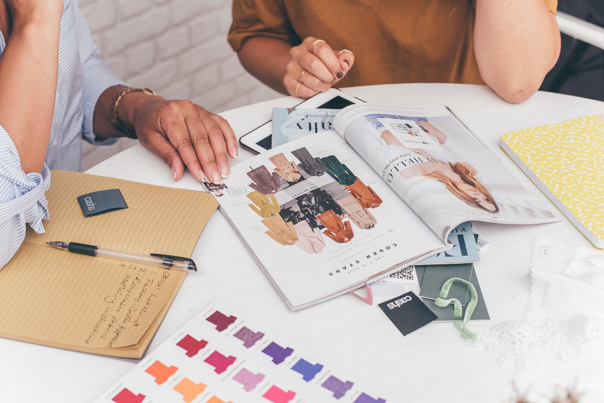 understanding your customer - elizabeth stiles - fashion brand consultant