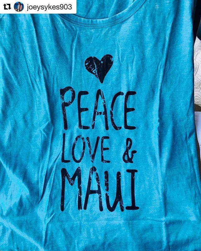 Great score in Maui.... @joeysykes903  #peacelove #honeyriver @honeyrivermusic #peace #love #maui