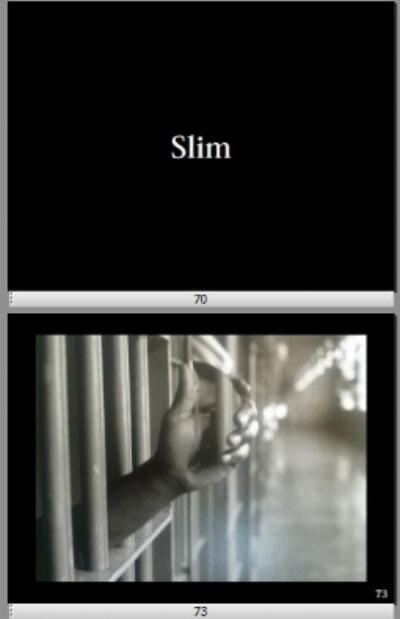 Pictured:  The Trap  visual breakdown for Stefania Cella. Click to download PDF file.