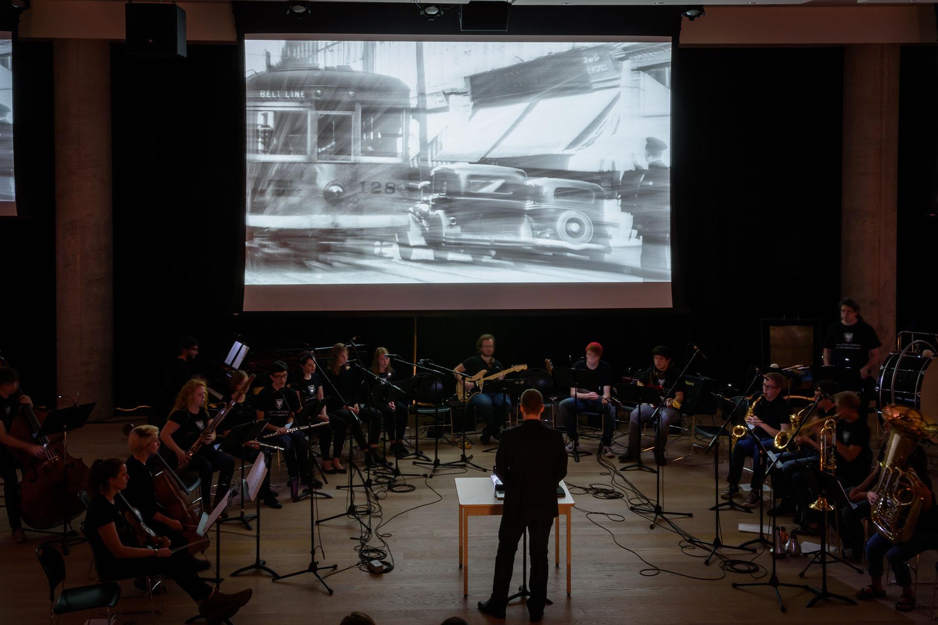 Echoes - Live Multimedia Concert