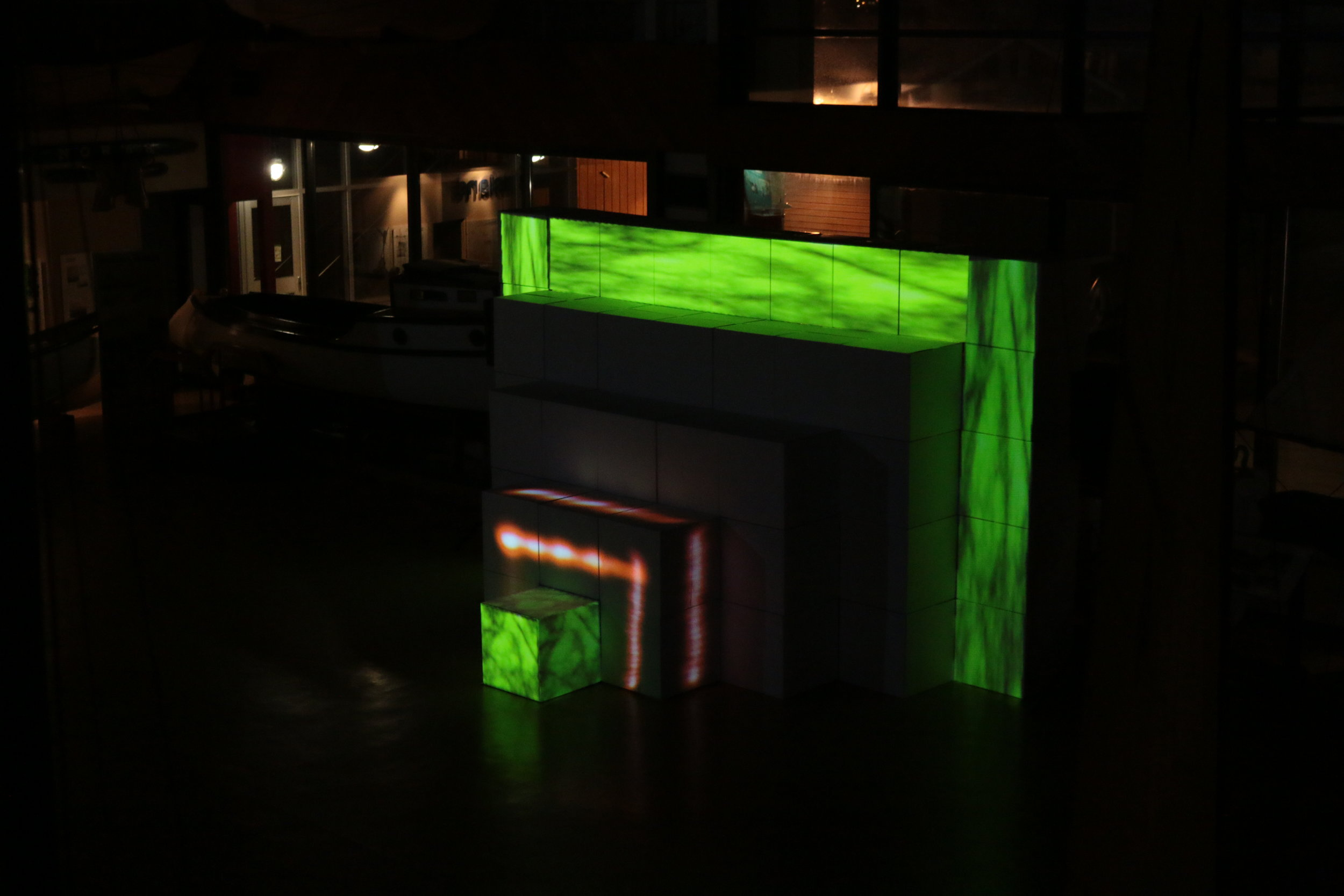 Prism - Interactive Projection Mapping