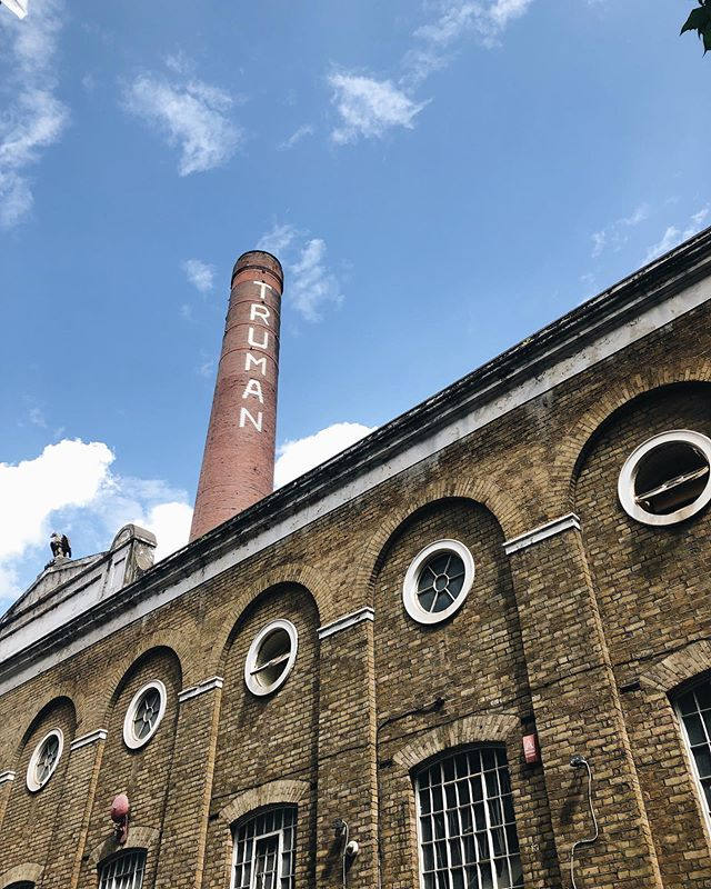 Client events at @trumanbrewery @balance_festival 🌤⚡️
