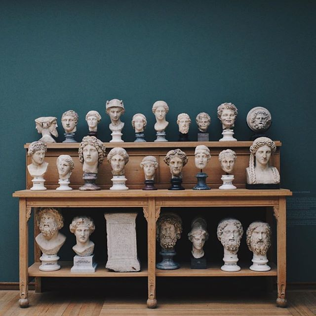 Glyptoteket's collection is pure magic ✨📷 @oatnarongrit