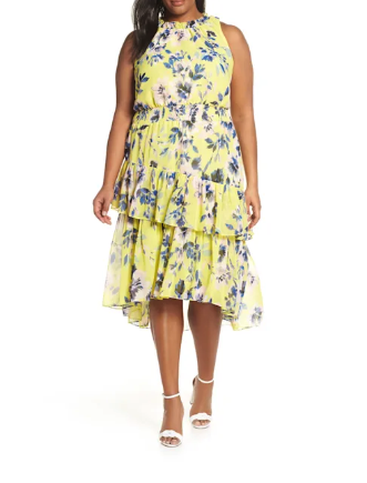 I don't really know why I said yes to this dress… I fell like little house on the prairie. I know this is trendy and  I  think thats why I wanted to try it.  But it was a miss.