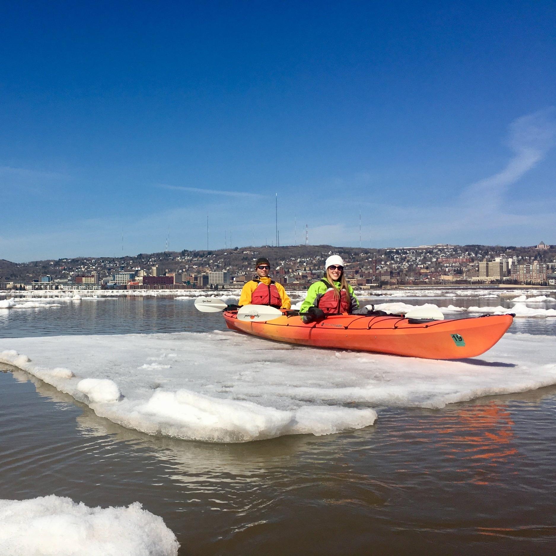 Iceberg Kayak Tour - 2 hours