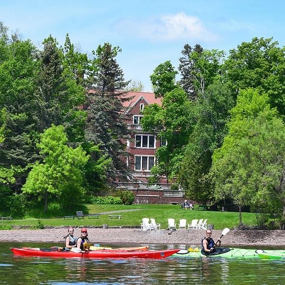 Glensheen Kayak Tour - 90 minutes