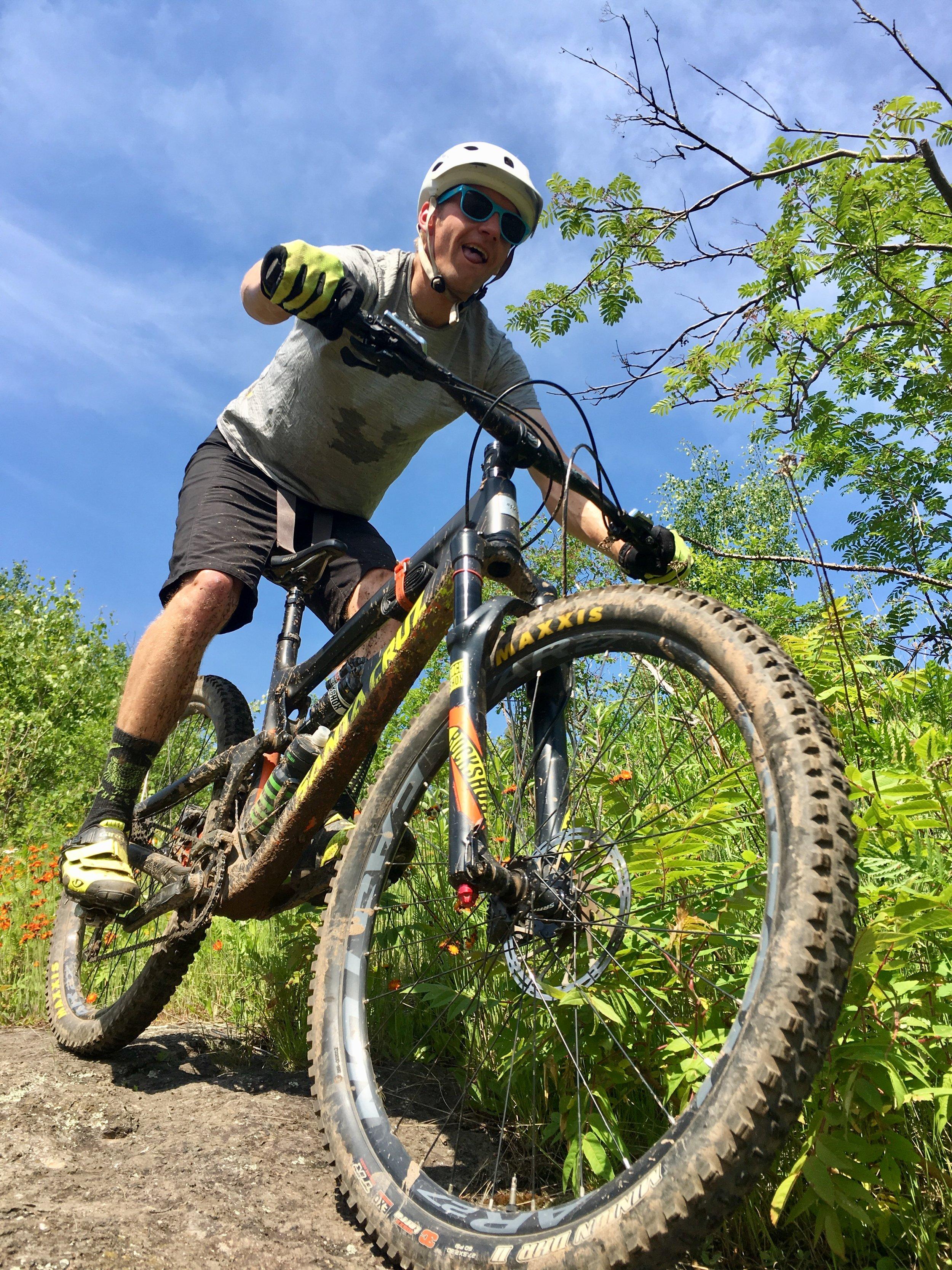 Mountain Bike - 2 and 3 hours