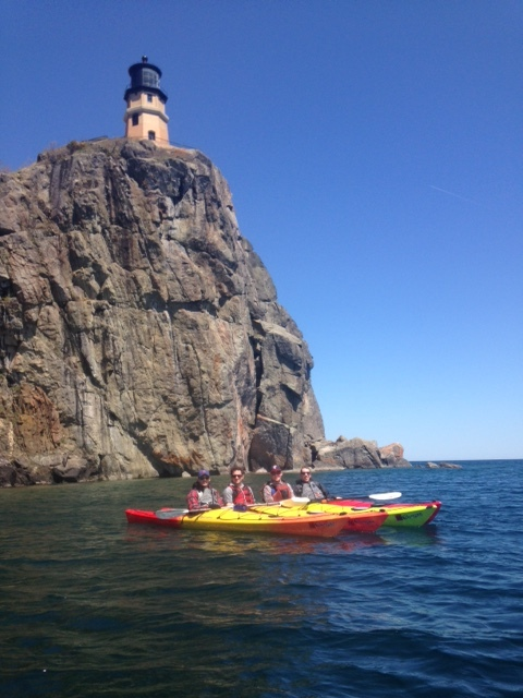 Duluth New Tribune at Split Rock - See what outdoor writer Sam Cook had to say.