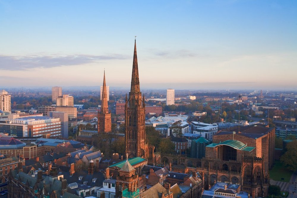Coventry, West Midlands