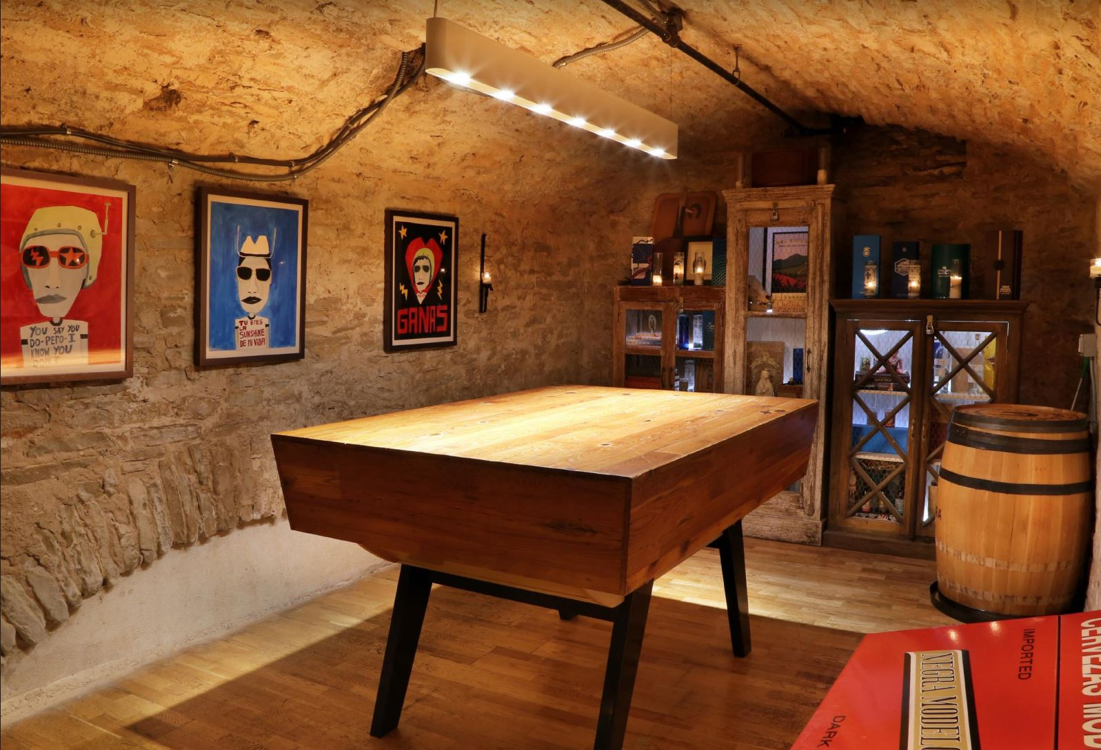 Private Game Room -