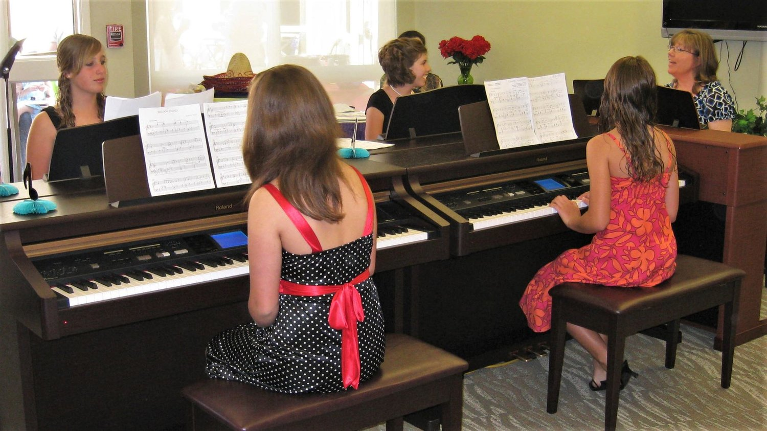 Best Group Piano Lessons in Pleasanton