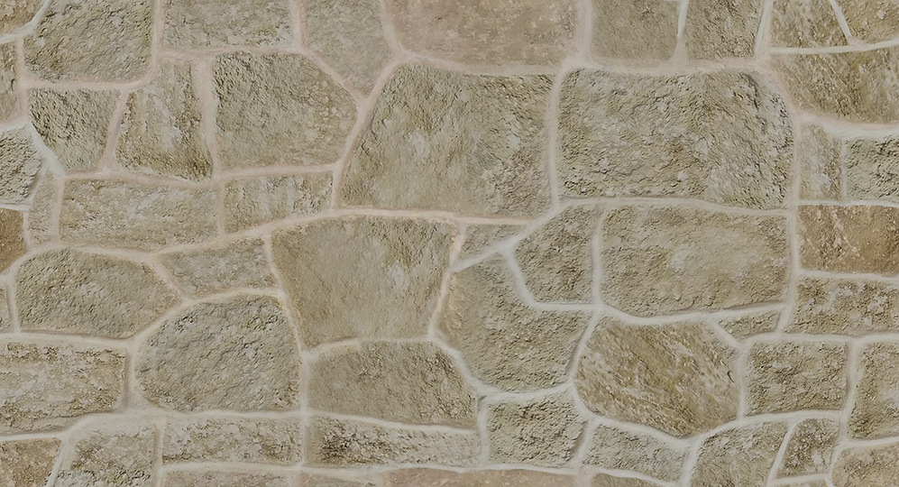 Light Rubble Stone