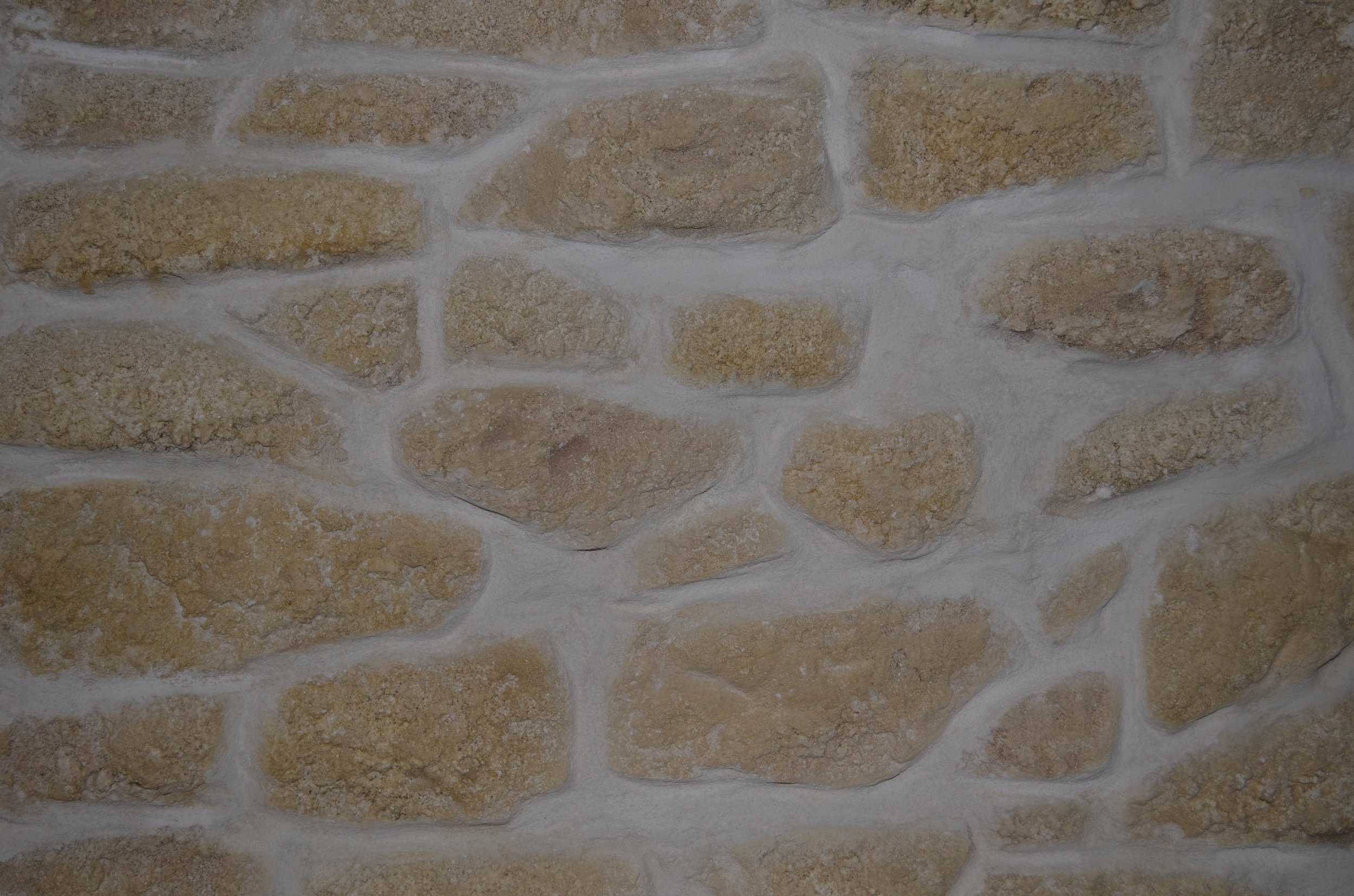 Natural Rubble Stone Large Grout
