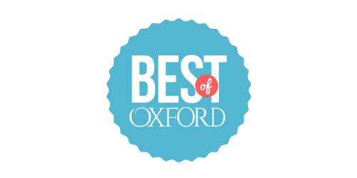 Best of OXford - Best Salon: 2012, 2014, 2015, 2019